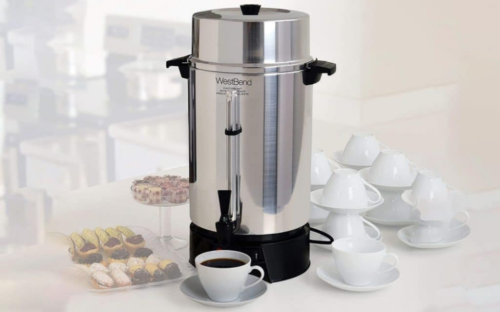 Pin On Top 10 Best Coffee Urns In 2020 Reviews