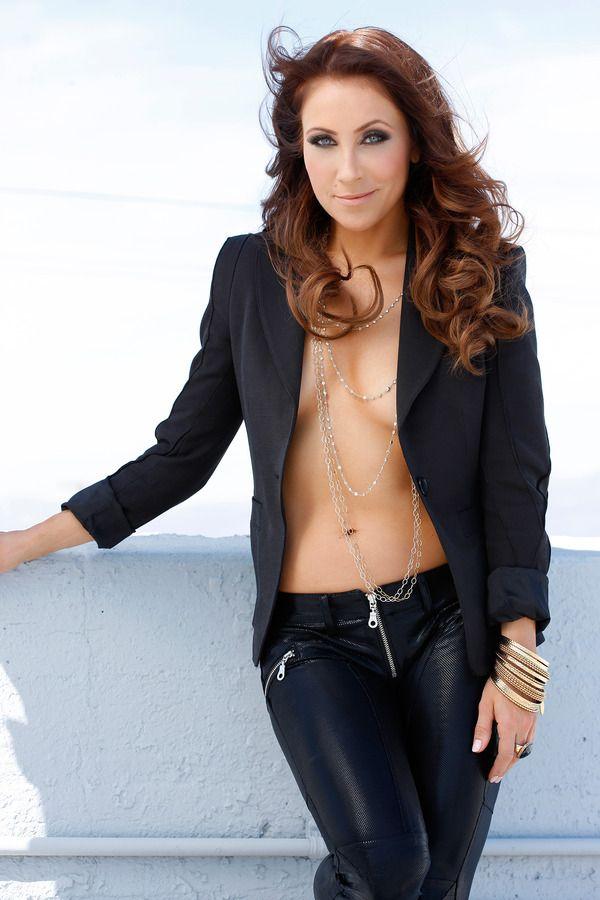 Miranda Frigon jeans