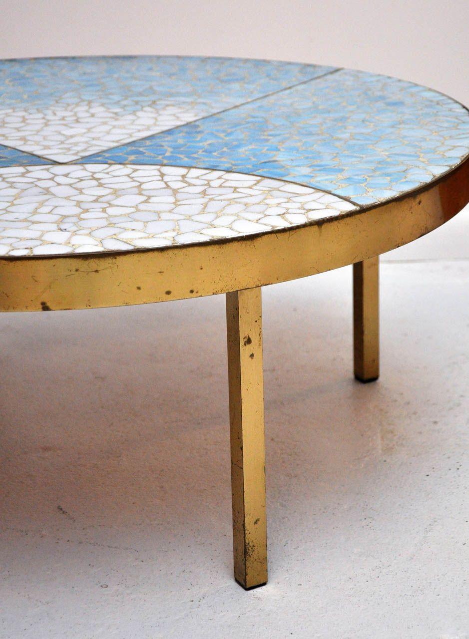 San Tropez Mosaic Cocktail Table 1stdibs Com Mosaic Coffee Table Mosaic Furniture Coffee Table [ 1280 x 939 Pixel ]