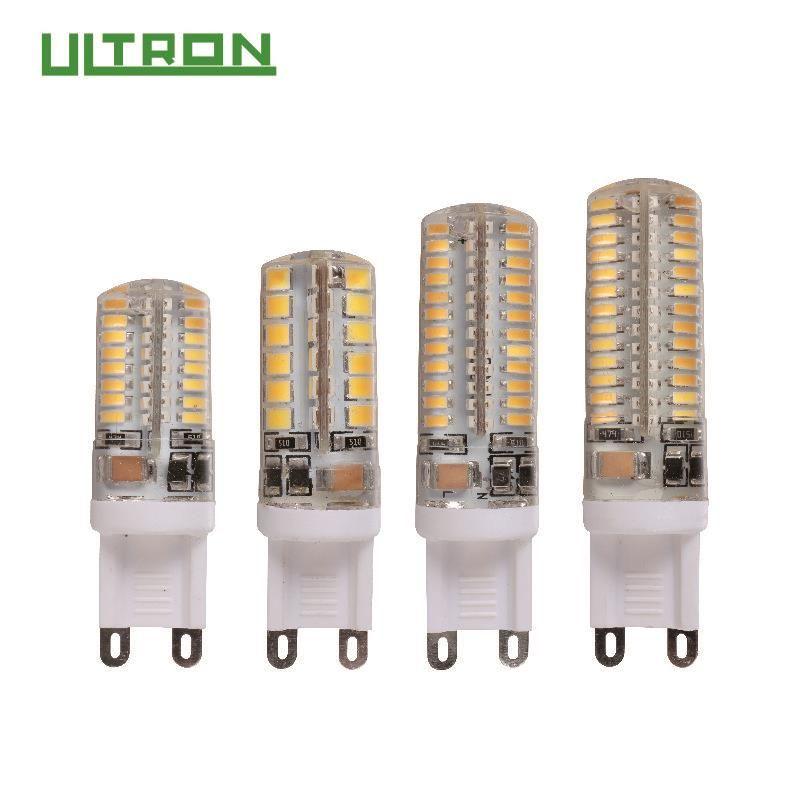 G9 Led 220v 7w 9w 10w 11w Corn Bulb 360 Degrees Smd3014 2835 Lamp G9 Bulbs High Quality Chandelier Light Replace Halogen Lamp Halogen Lamp G9 Led