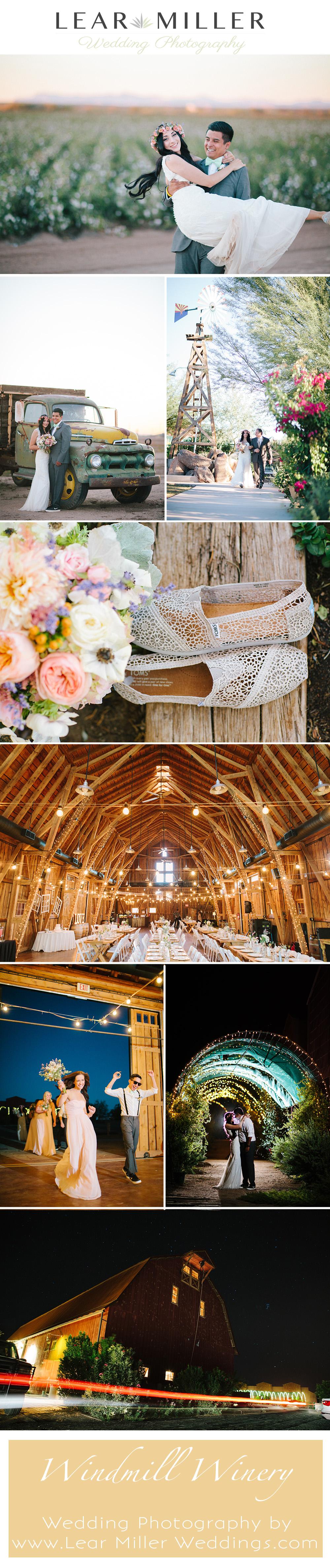 Windmill Winery Barn Weddings, Arizona wedding venues ...