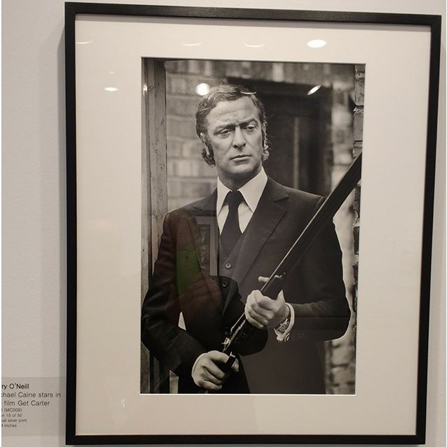From the 'My Generation x Carnaby' exhibition celebrating the launch of Sir Michael Caines film - My Generation - telling his journey through the swinging sixties and the people he met along the way. #LDN #CarnabyStreet #NosyNeighbour