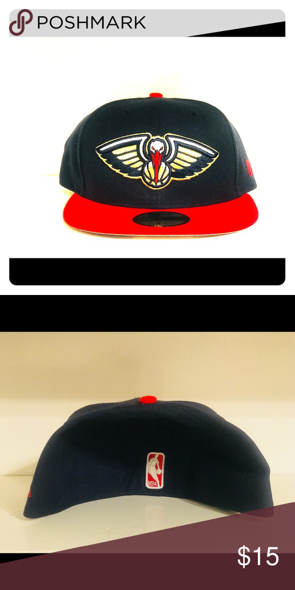 1b3091d8c2881b New Orleans pelicans hat Brand new New Era Accessories Hats | My ...
