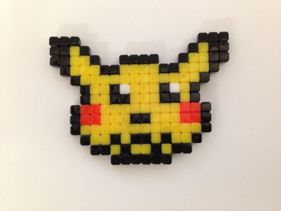Pikachu In Qixels For The Boys Pinterest Pikachu