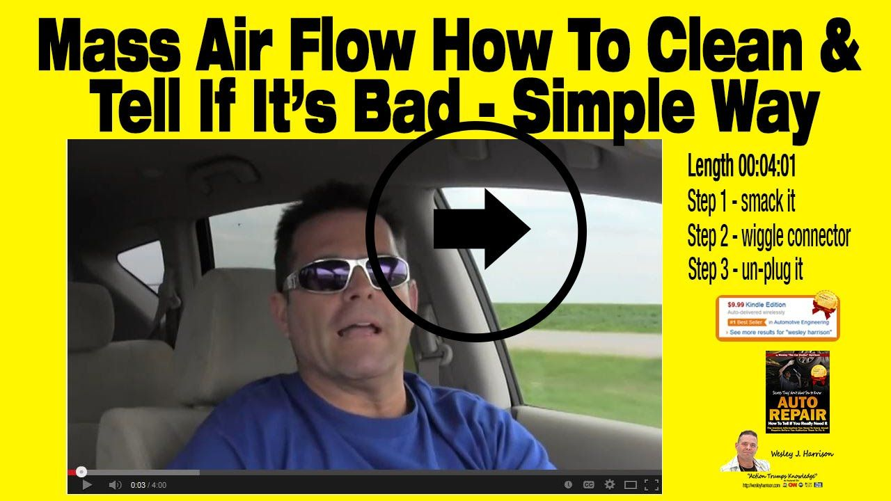 How to Tell If You Really Need a Mass Air Flow Sensor
