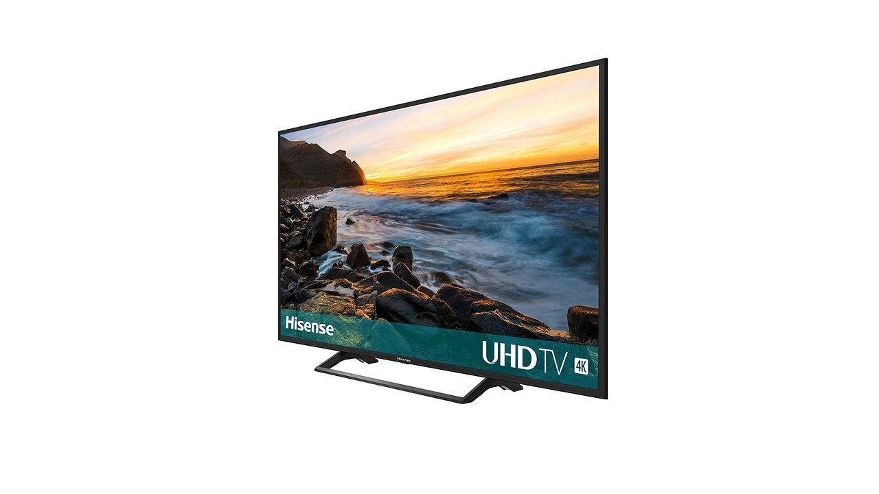 Hisense 50b7300 Un Completo Tv De 49 5 Pulgadas Uhd Con Hdr