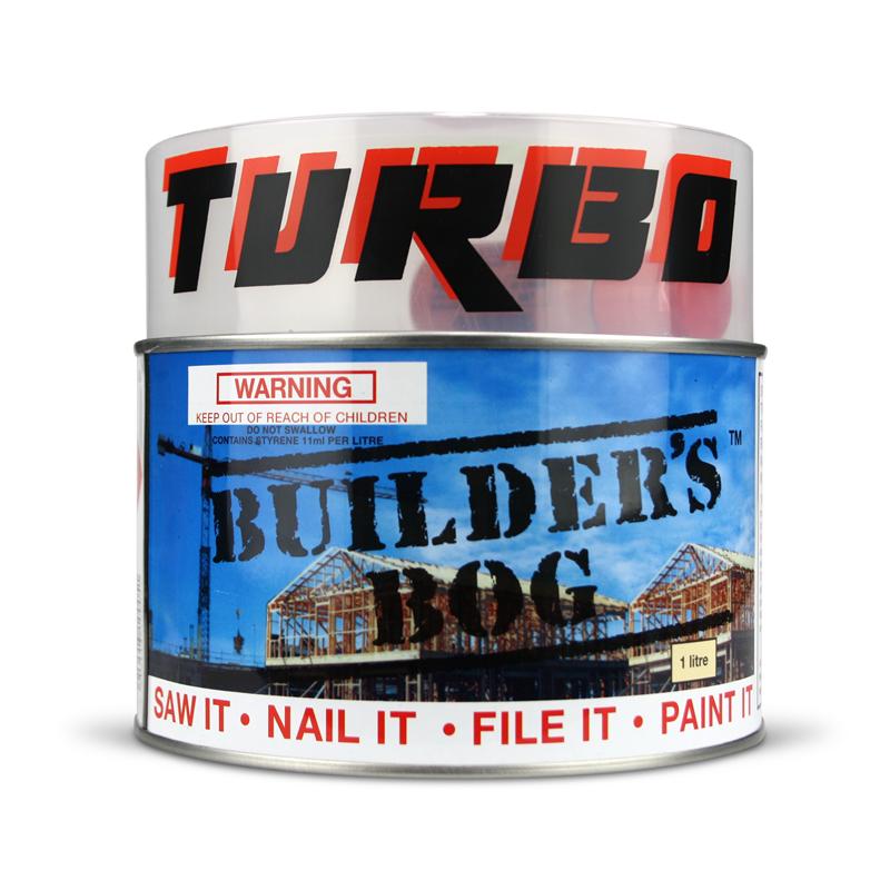 Turbo 1l Builders Bog Filler Builder Turbo Bogs