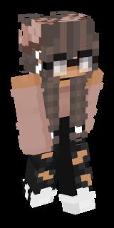 Trending Minecraft Skins – NameMC   Cute skin   Minecraft ...