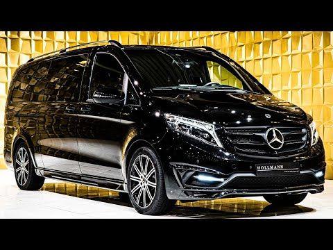 Mercedes Benz V 300 D 4matic Customized Walkaround 4k Video Youtube Mercedes Benz Mercedes Benz