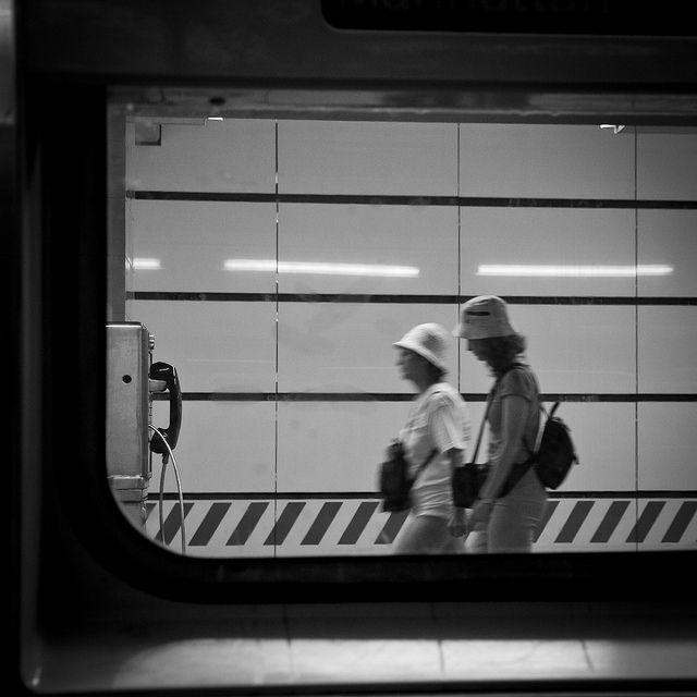 Call the Subway by FelixPagaimo, via Flickr