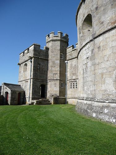 Pendennis Castle, 1539, Cornwall