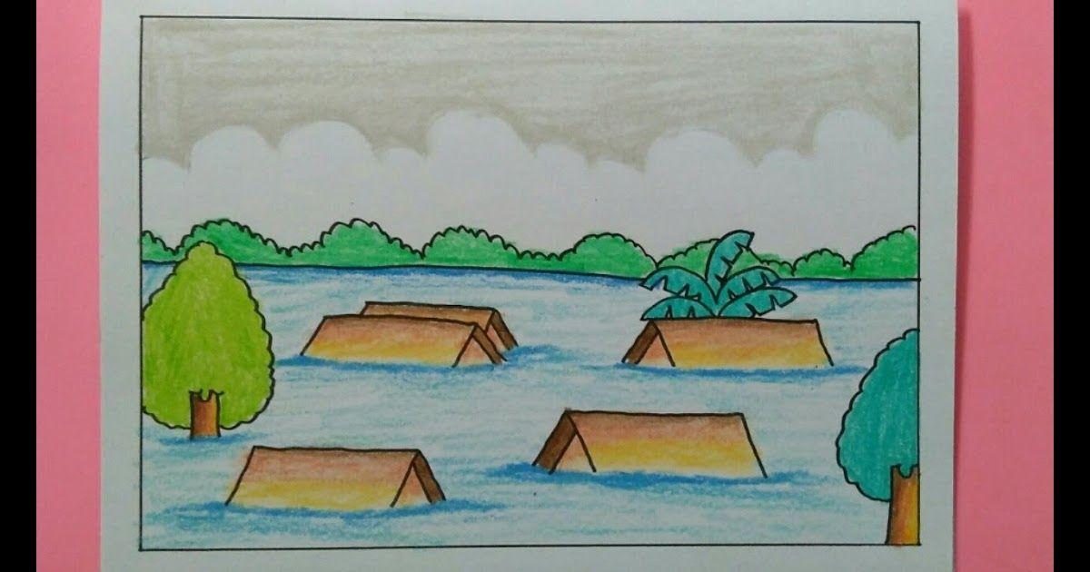 Cara Menggambar Bencana Banjir Download Komik Bencana Banjir Download Begini Jadinya Andai Jajanan Khas Indonesi Di 2020 Ilustrasi Lukisan Cara Menggambar Kartun