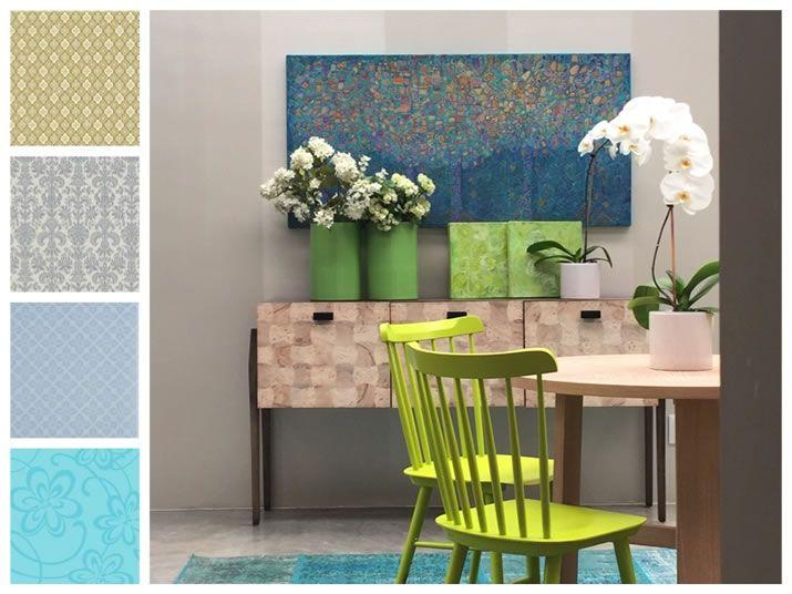 Ideas dise o mariangel coghlan colores interiorismo Disenos de colores para interiores