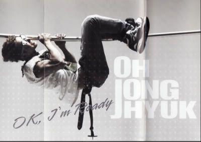 Oh Jong Hyuk | 오종혁 | Click-B | D.O.B 16/2/1983 (Aquarius )