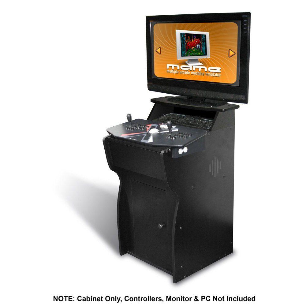 Cocktail Arcade Cabinet Kit Arcade Cabinet Arcade Pinterest Arcade Machine Videos And