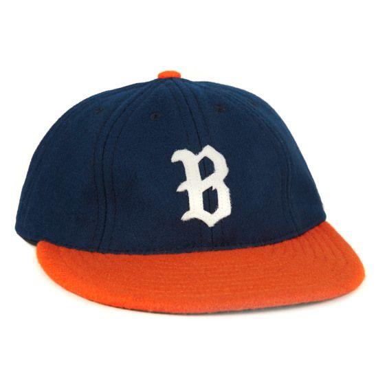 36bbff9fbb0 Brooklyn Bushwicks 1916 Vintage Ballcap Baseball Fabric