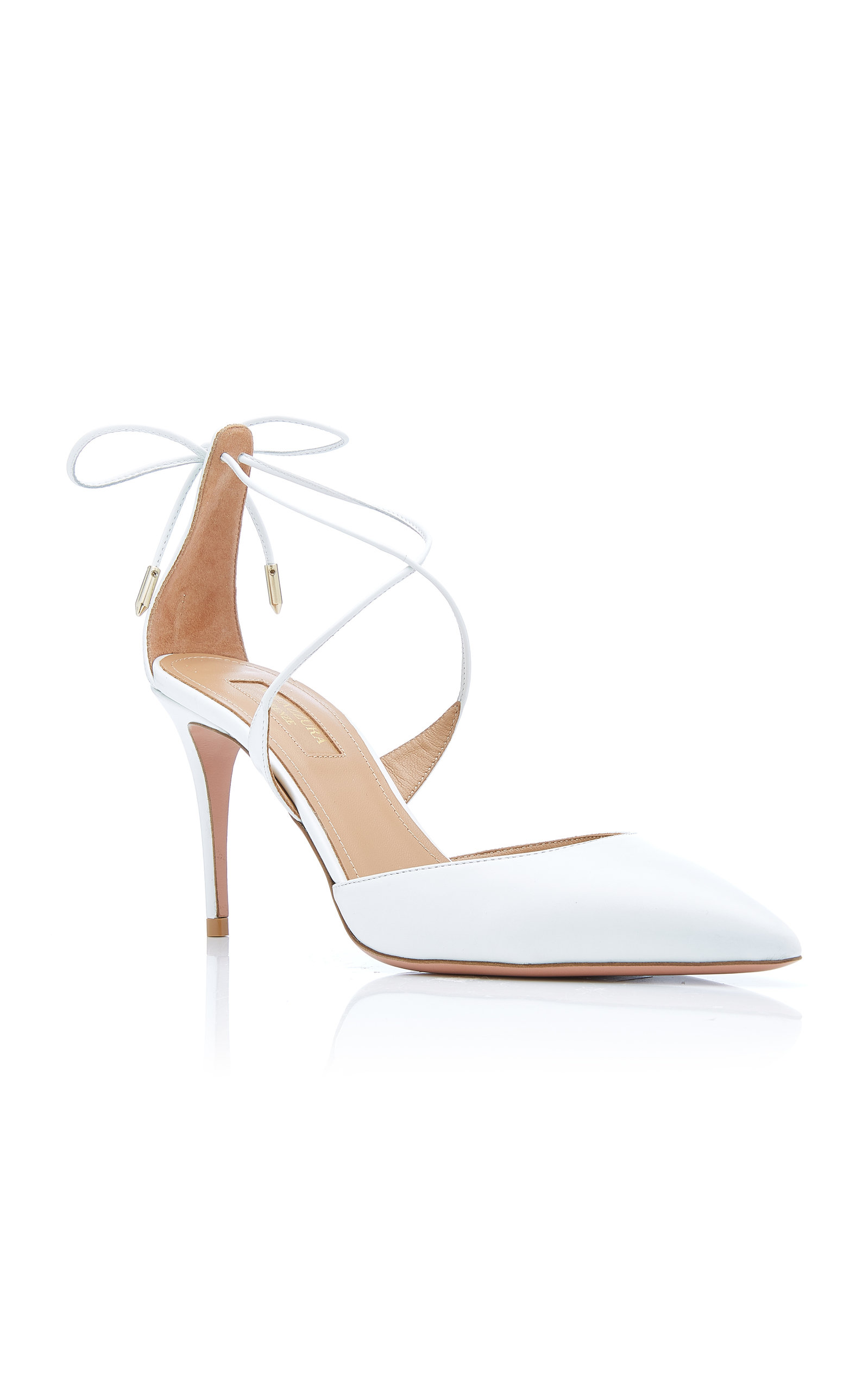 85Wedding Ideas Leather Pump Matilde Very Aquazzura v8nymOwN0