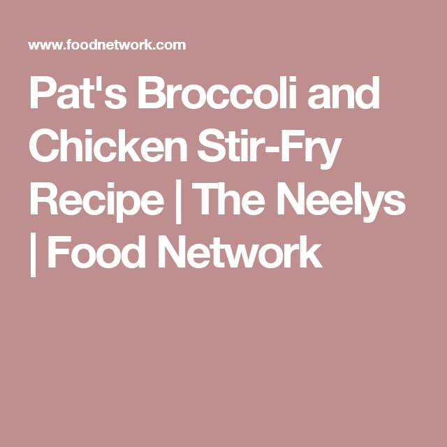 Pats broccoli and chicken stir fry recipe stir fry broccoli pats broccoli and chicken stir fry recipe stir fry broccoli and keto forumfinder Gallery