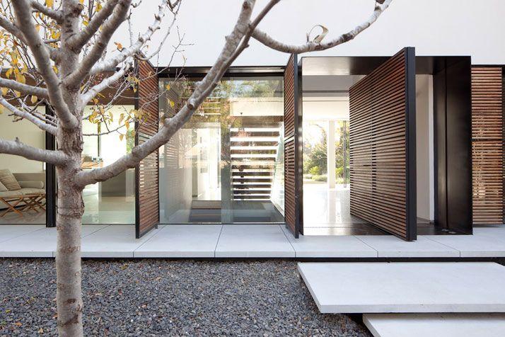 Fassade / Material