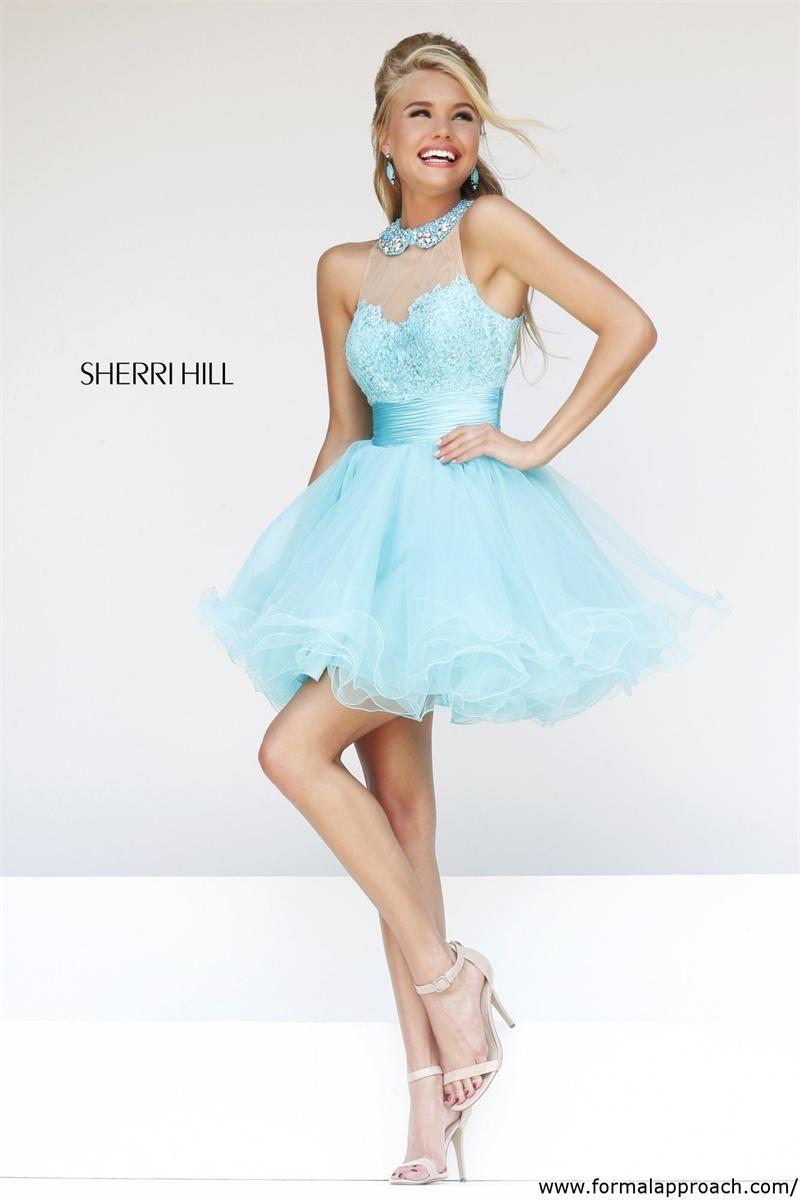 Sherri Hill - 21227 - Prom Dress - Prom Gown - 21227 #formalapproach ...
