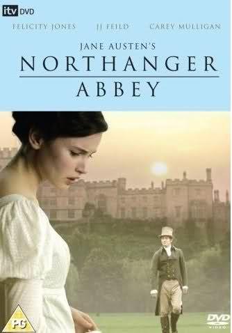 La Abadia De Northanger Jane Austen Peliculas De Epoca Peliculas Mejores Peliculas De Amor