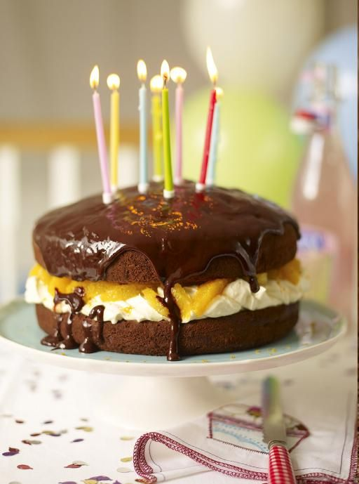 Childrens party cake Recipe Jamie oliver Birthday cakes and