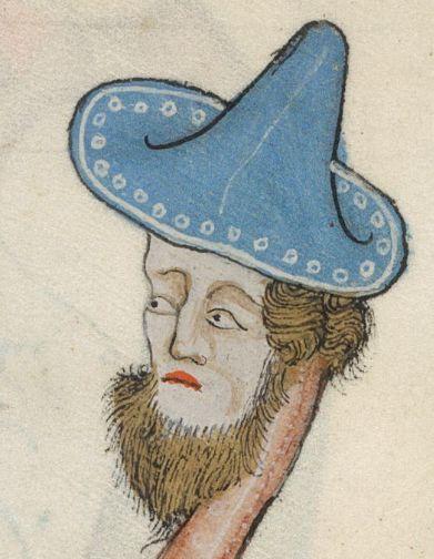 1330 Lutrell Psalter 78r c