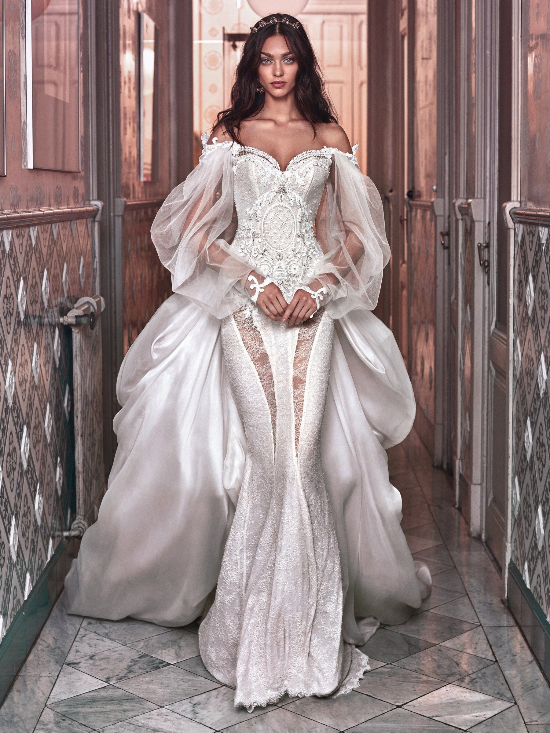 This Is the 12,000 Wedding Dress Beyoncé Wore to Renew