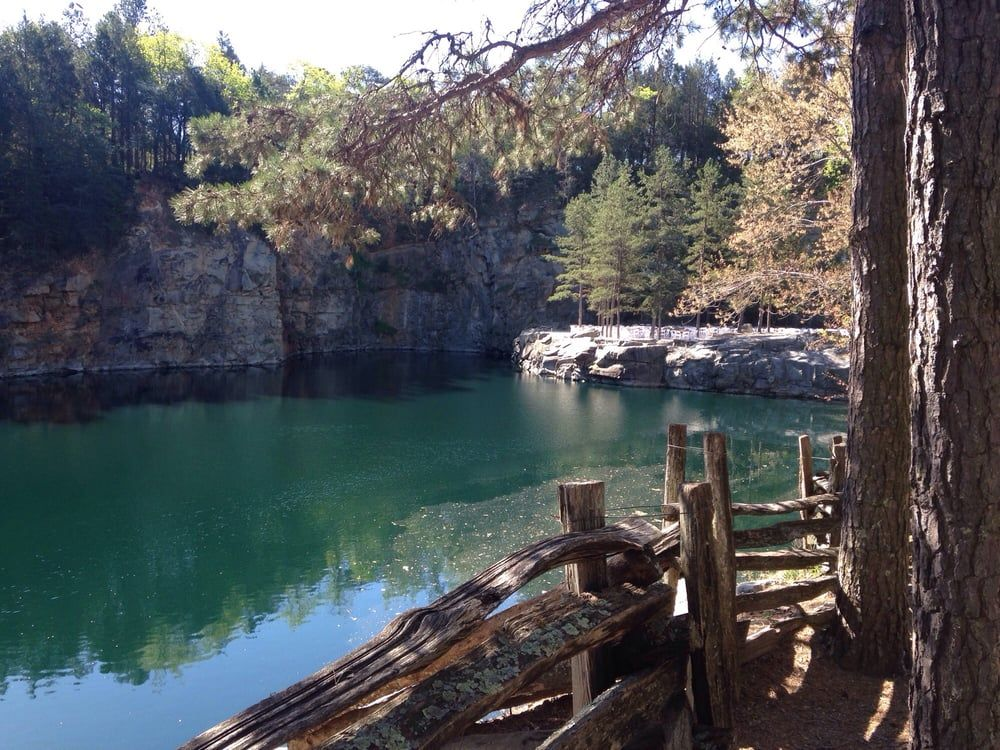You Can Swim In The Granite Quarry Pool At Carrigan Farms In North Carolina Beautiful Places Most Beautiful Places Beautiful Places Nature