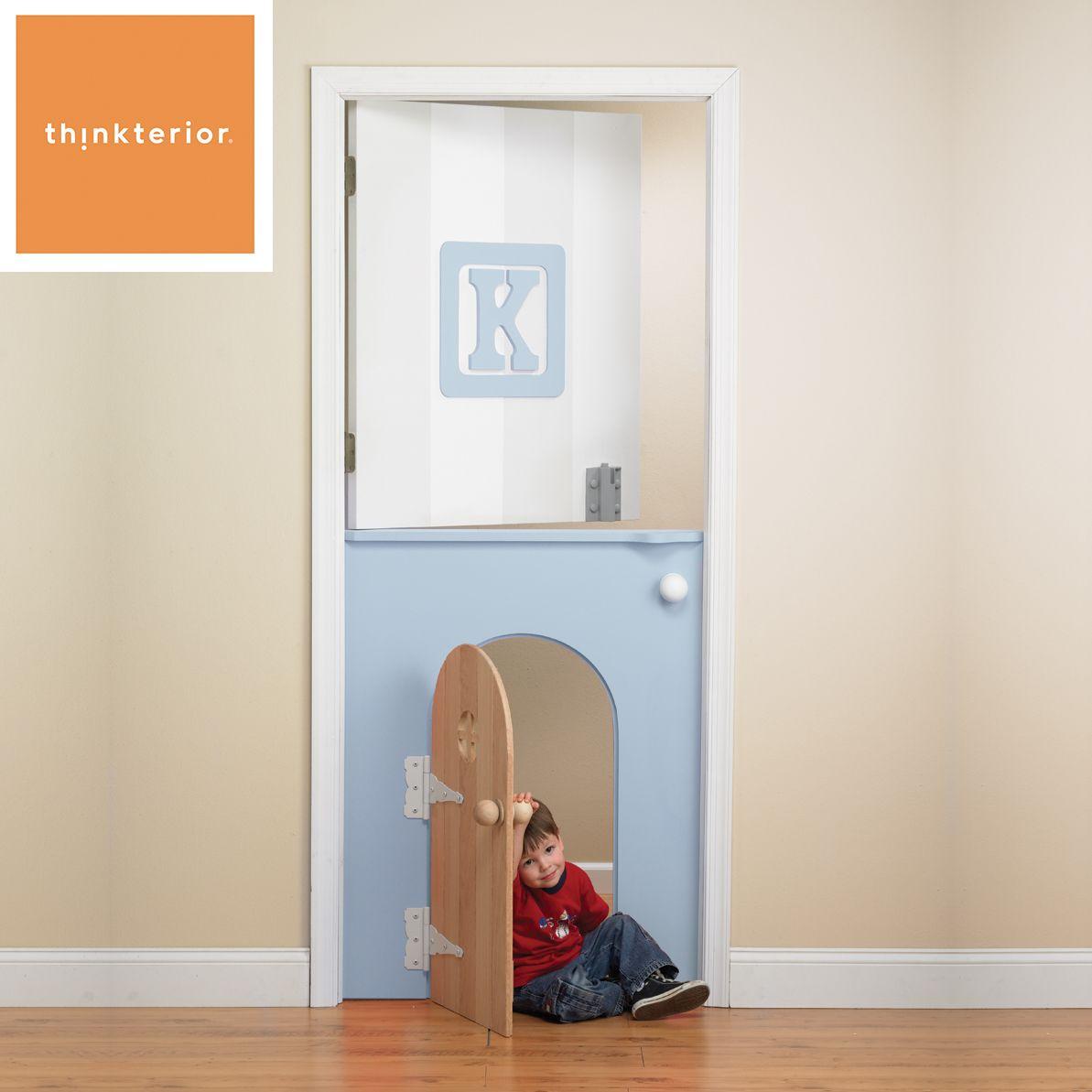 Thinkterior Produces Custom Bespoke Children S Interiors Worldwide Kids Mini Door Mydoor