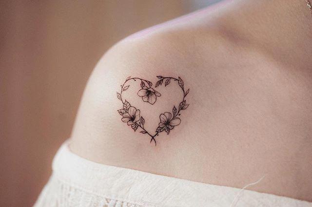 Photo of Des tatouages minuscules exceptionnels pour les filles sont facilement disponibles sur nos pages Web. Chec …