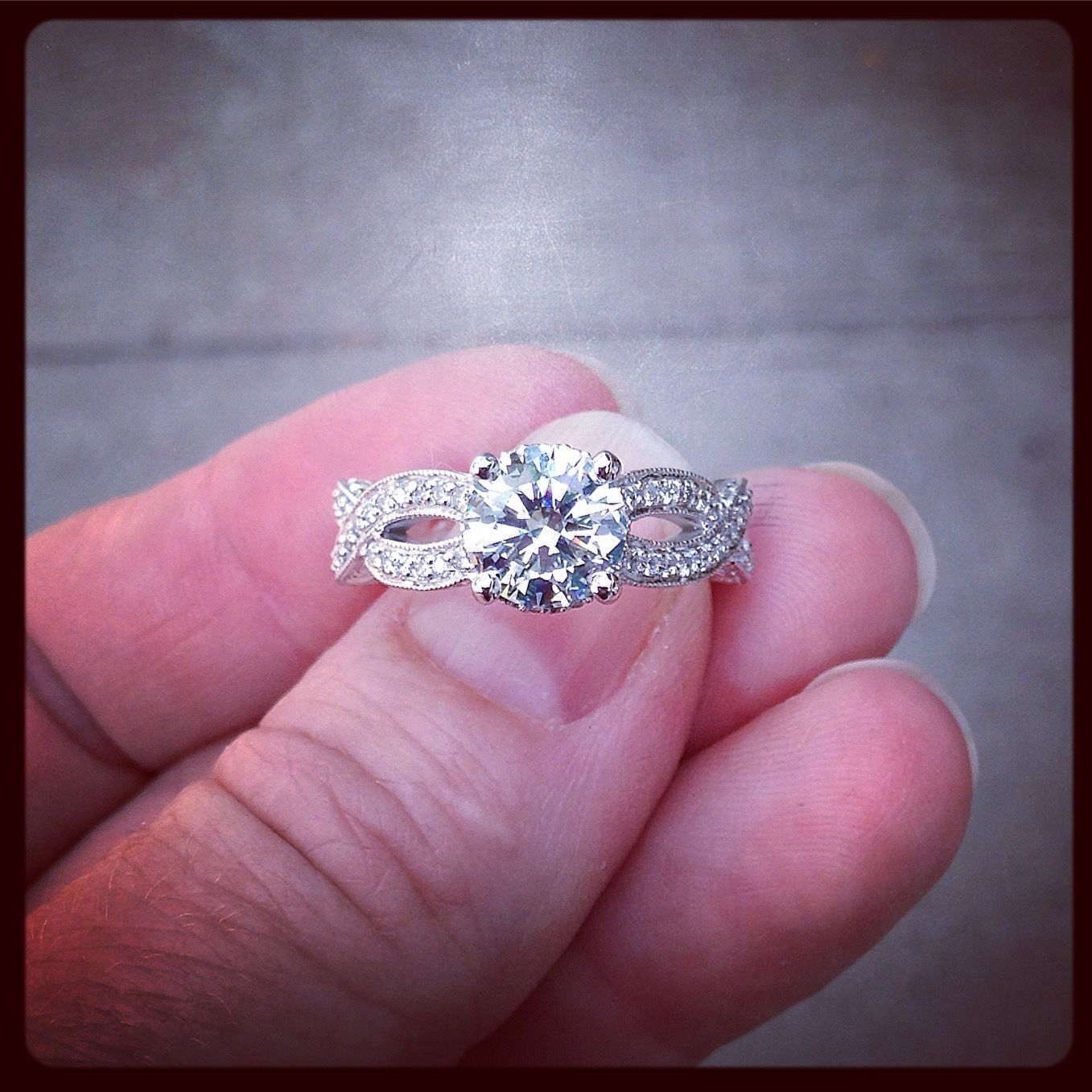 7 best Engagement rings from Ooh! Aah! Jewelry images on Pinterest ...