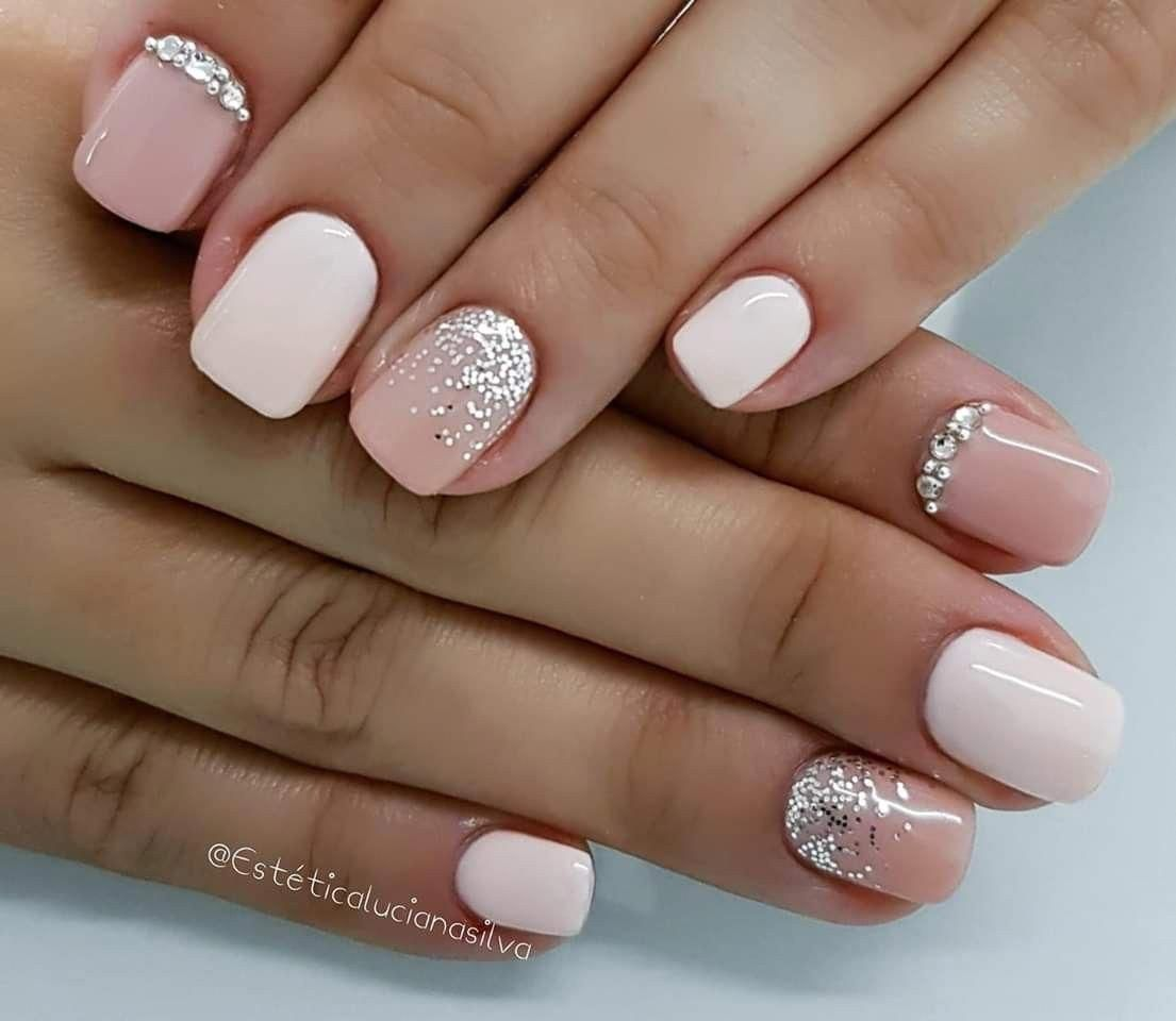 Beautiful Nails Best Pin 7584895171 To Attempt Find Cool Inspiration Today Brightsummernails In 2020 Cute Gel Nails Short Acrylic Nails Short Gel Nails