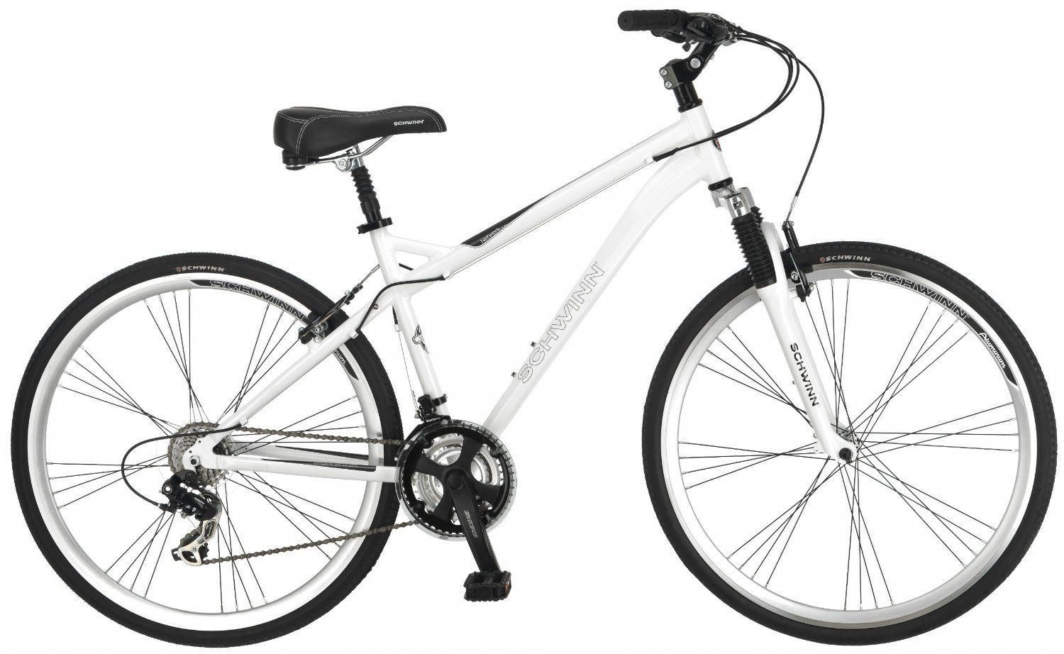 *Schwinn Men's Network 3.0 700C Hybrid Bicycle* The