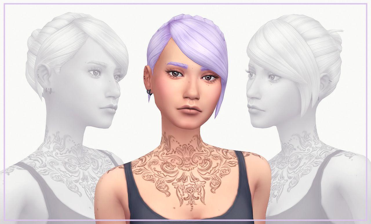 Noemi Hair | WildlyMiniatureSandwich