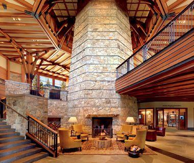Americas Best Lake Hotels: Ritz-Carlton Lake Tahoe