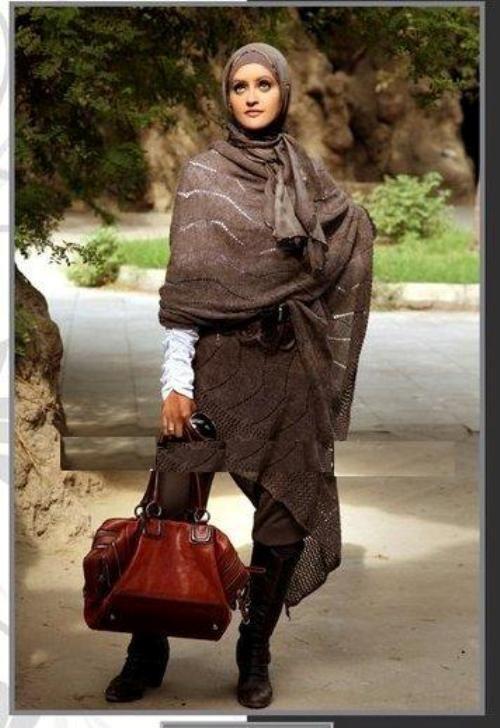 Hijab trends from the street http   www.justtrendygirls.com hijab ... 8b857b25cf84