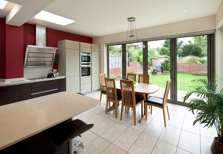 Contemporary Home Extension And Loft Conversion To Henleaze House