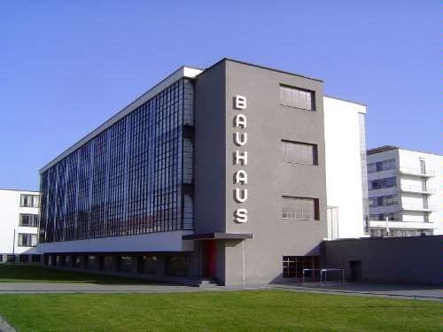 Bauhaus Hagen the bauhaus font modern today as it was in 1925 le corbusier