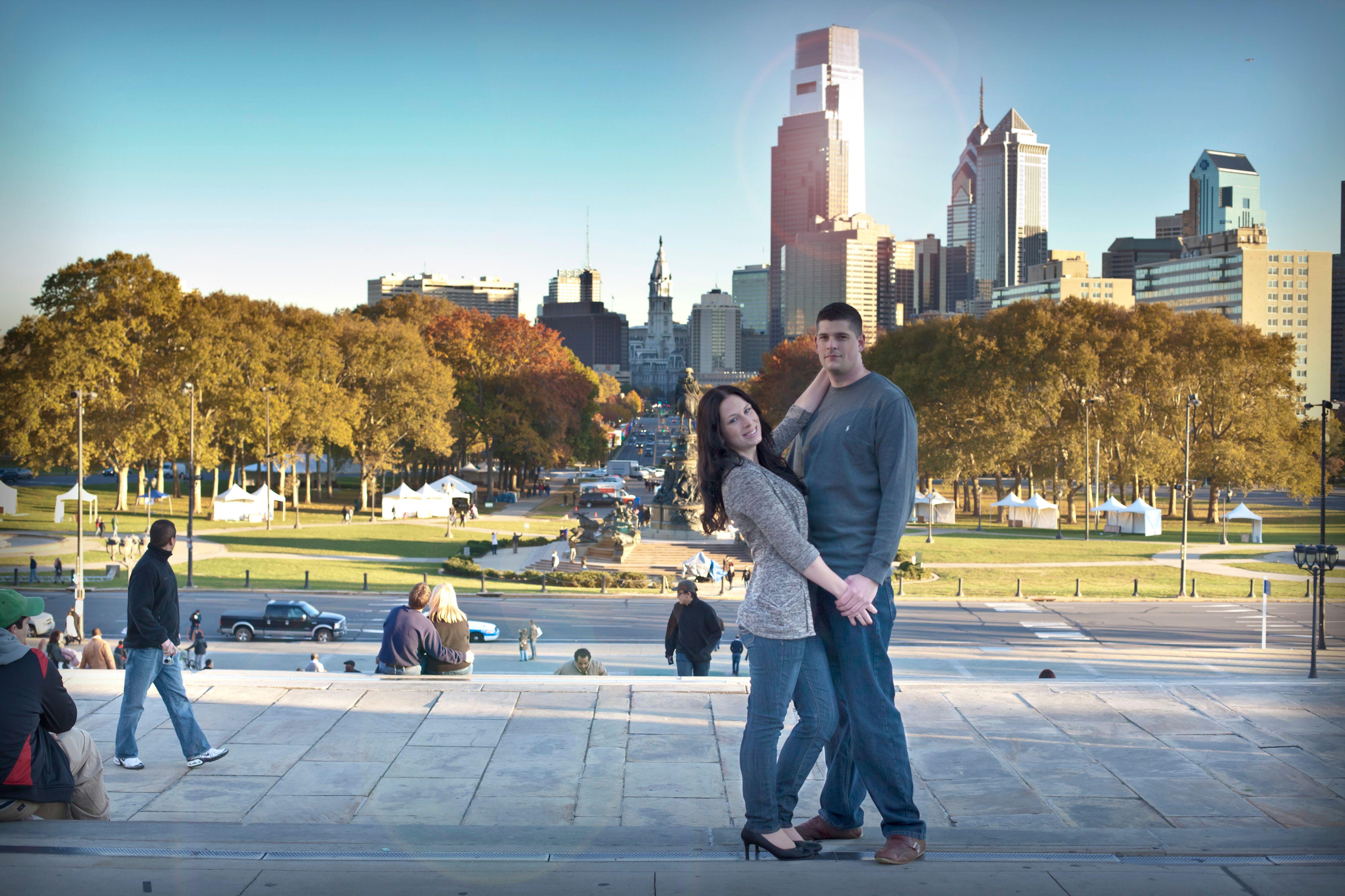 Love from Philadelphia Dolores park, Park, Travel