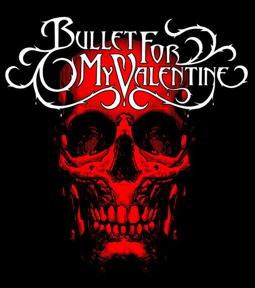 "Bullet For My Valentine Welsh Band /""Hand Of Blood/"" Rock Lyric Poster Photo"