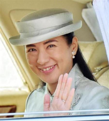 Crown Princess Masako, December 9, 2014 | Royal Hats