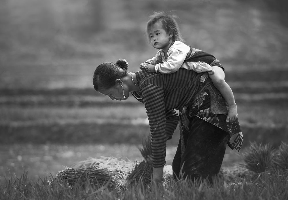 Mother Love by Sarawut Intarob on 500px