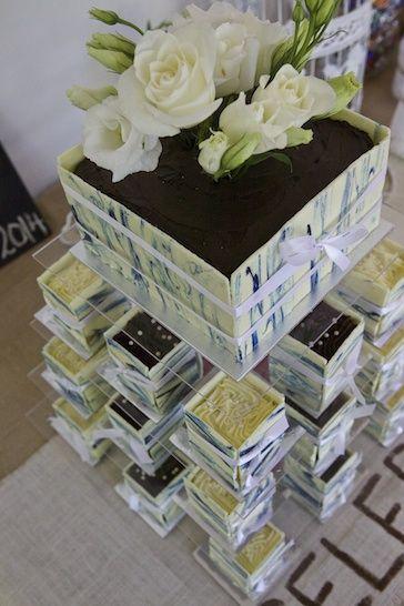 Wedding Cake - stunning looking, great tasting