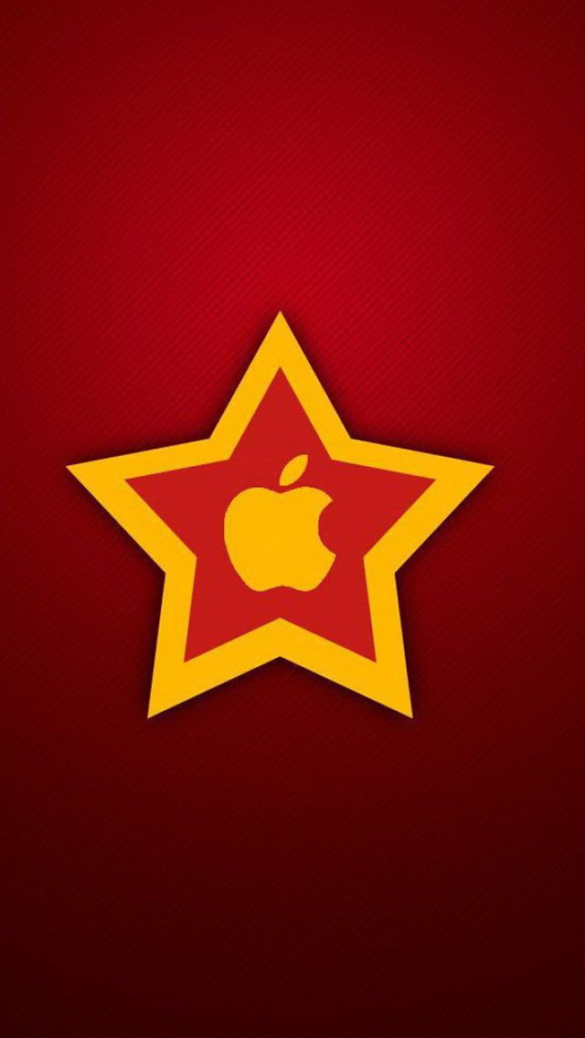 Mac Communism Vs Socialism Iphone 5s Wallpaper Iphone 5s Wallpaper Apple Wallpaper Iphone Iphone Wallpaper