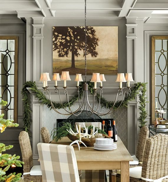 Traditional French Christmas Decorations Style Ideas