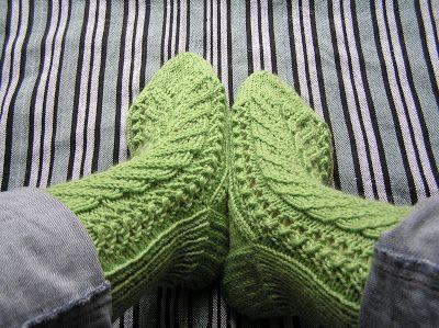 Kerttu -sukat / Kerttu Socks
