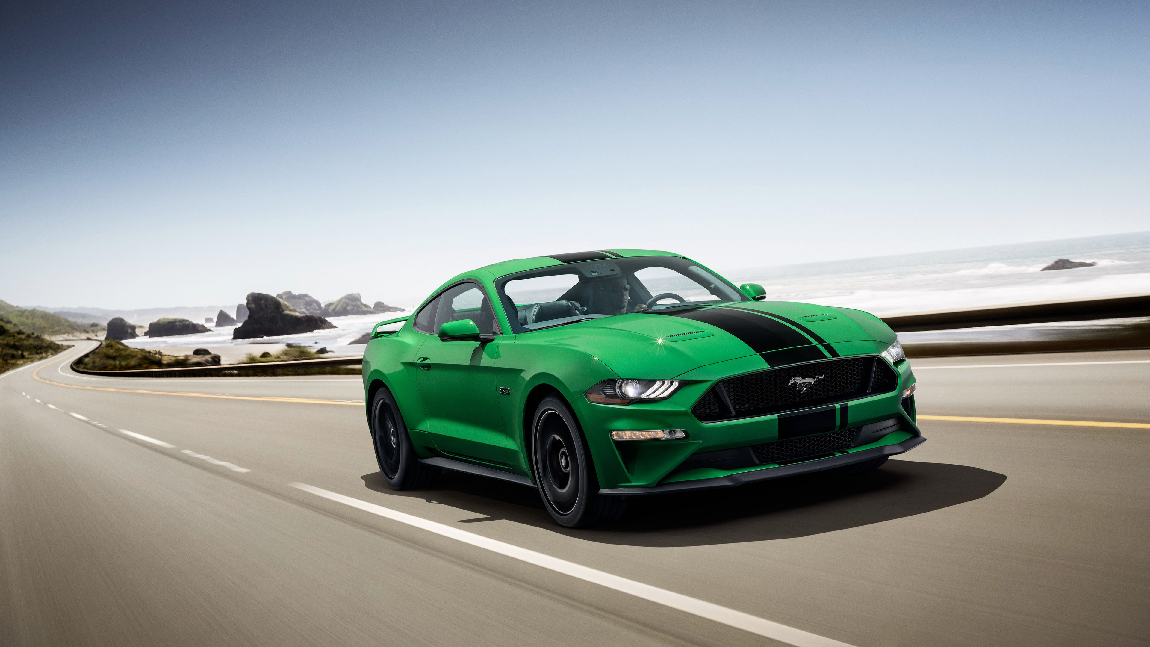 The hd wallpaper picture (high resolution mustang muscle car) has been downloaded. Muscle Car Ford Mustang Wallpaper 4k
