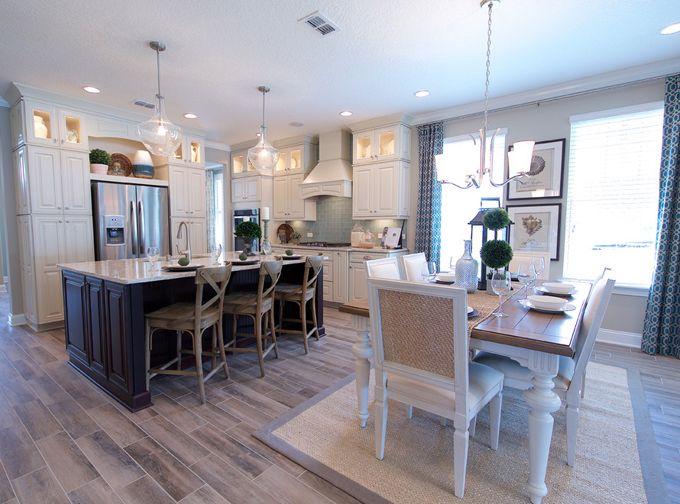 coastal kitchen + dining Mattamy Homes Cool Kitchens Pinterest
