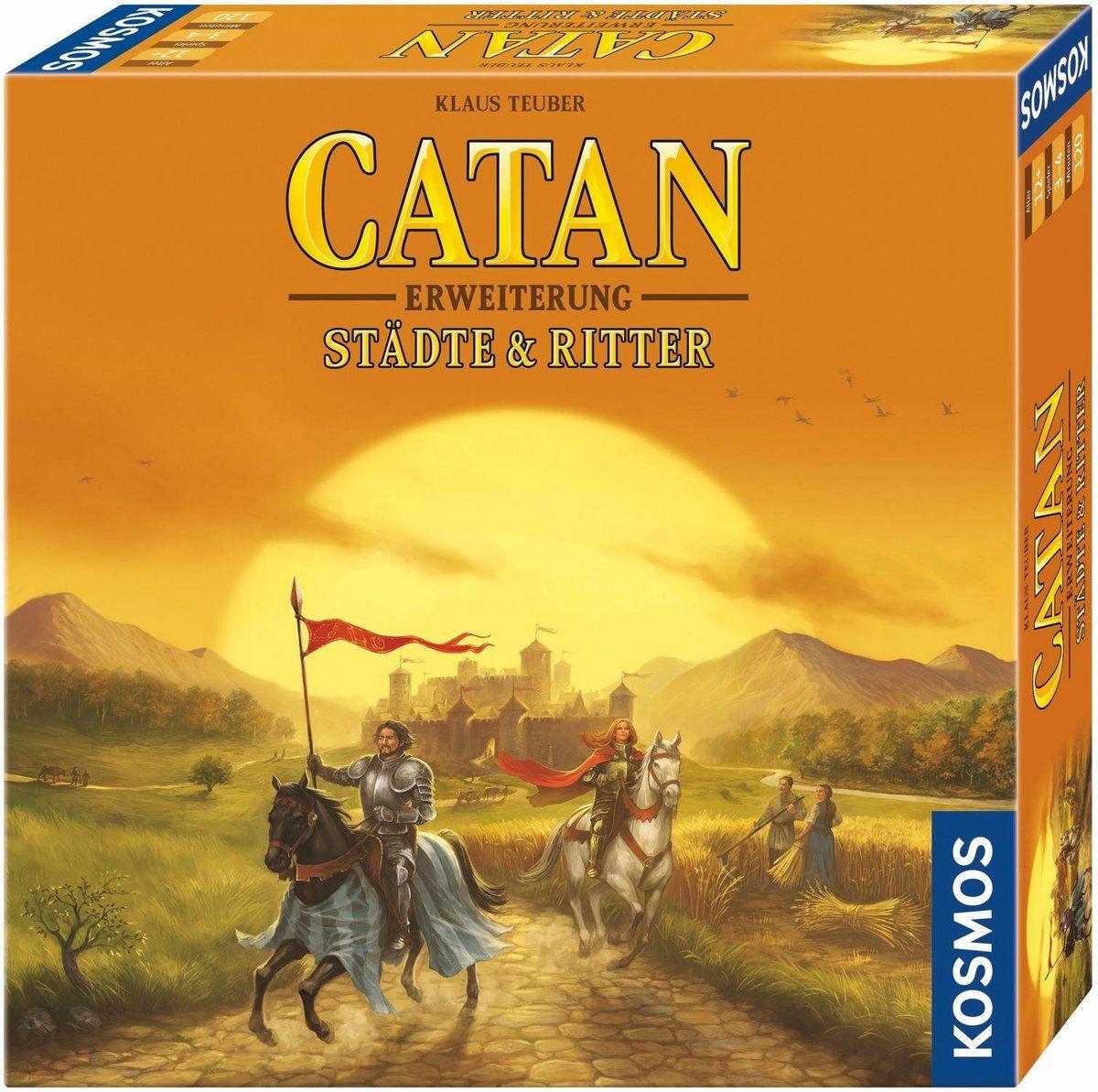 Siedler Von Catan Städte Und Ritter Regeln